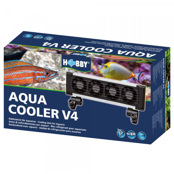 HOBBY Aqua Cooler V4 Kühleinheit für Aquarien